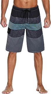 Unitop 男士混色轻质泳裤速干沙滩裤