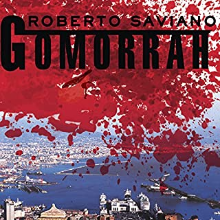 Gomorrah audiobook cover art