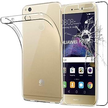 Custodia Silicone Cover Case Ultra Slim 0 3mm Sottile Huawei P9 Lite trasparente