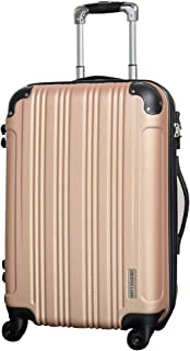 [グリフィンランド]_Griffinland TSAロック搭載 スーツケース キャリーケース 超軽量 メッシュ加工 FK2100-1 メッシュQueendom ハード ファスナー開閉式 【1年間修理保証】
