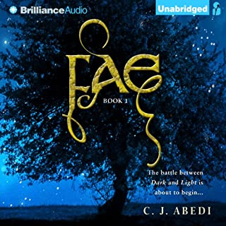 Fae audiobook cover art