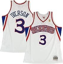 iverson white jersey