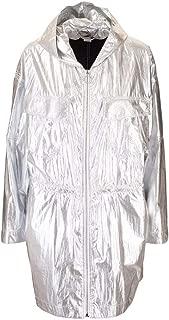 STELLA MCCARTNEY Luxury Fashion Womens 600546SOB178000 Silver Outerwear Jacket |
