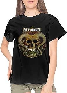 Bolt Thrower Spearhead Womens Cool Style Tshirt Black