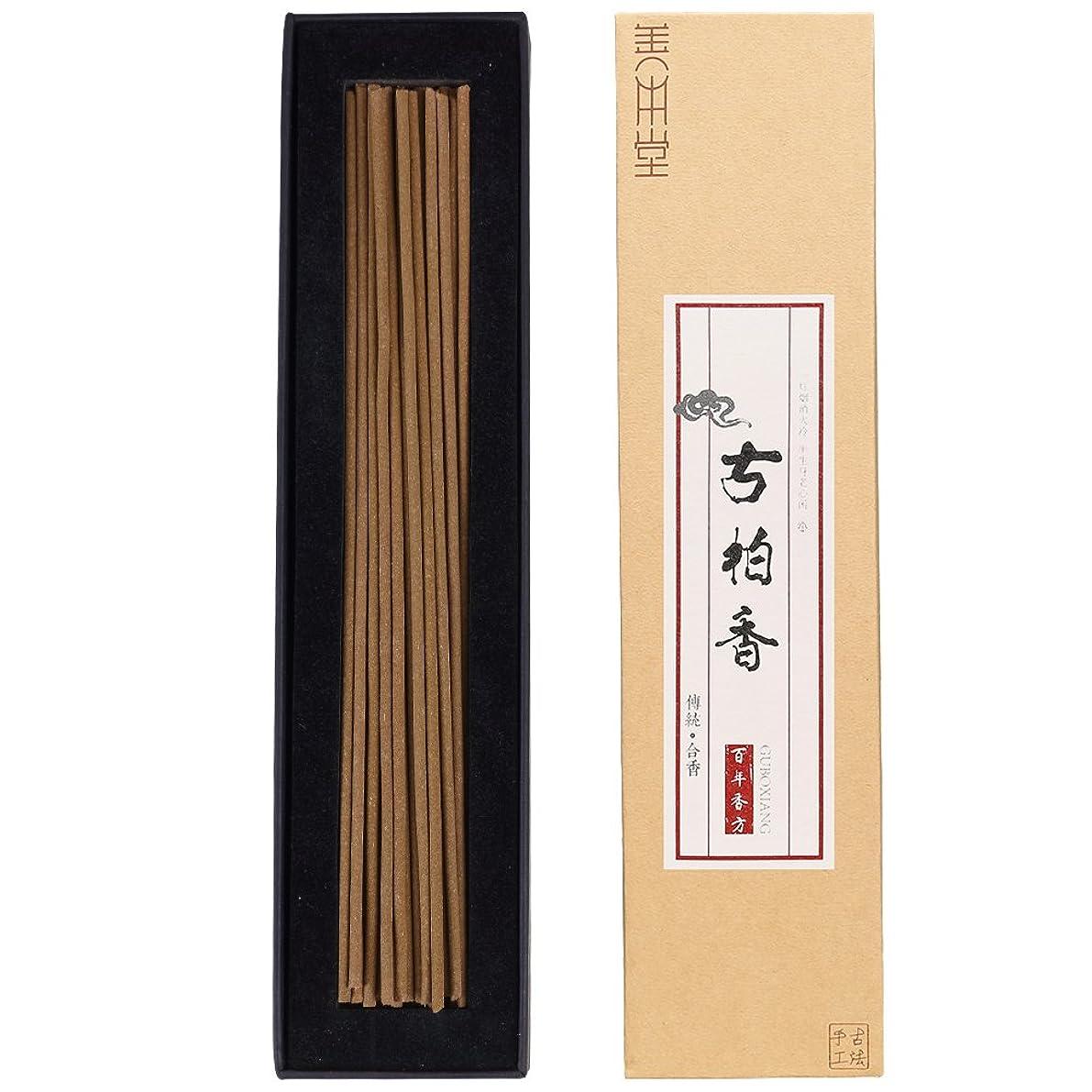 傘反逆ミュージカルお線香 独特の合香 天然の手作り 高級古柏お香 (21cm 50本入)