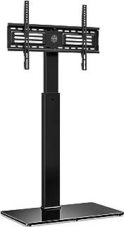 FITUEYES Soporte Giratorio de Suelo para TV de 32-65 Pulgadas Altura Ajustable Soporte de Televisión LCD LED OLED Plasma P...
