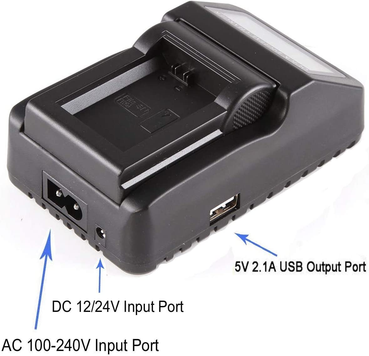 HDR-PJ380 Battery Charger for Sony HDR-PJ320 HDR-PJ330 HDR-PJ350 HDR-PJ390 Handycam Camcorder HDR-PJ340