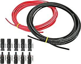 Best mc4 wire gauge Reviews