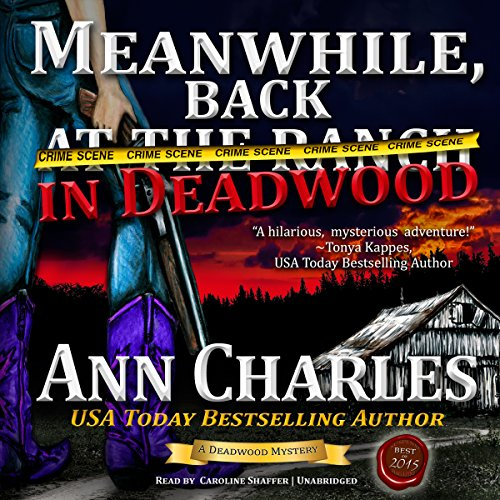 Meanwhile, Back in Deadwood audiobook cover art