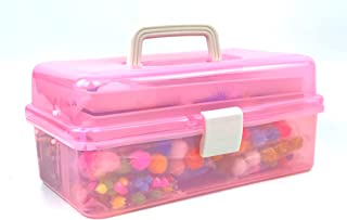 Art & Craft Kit for Kids 1000 PCS DIY Craft Crafting kit Learn Crafts Homeschool Educational Activity Include Storage Orga...