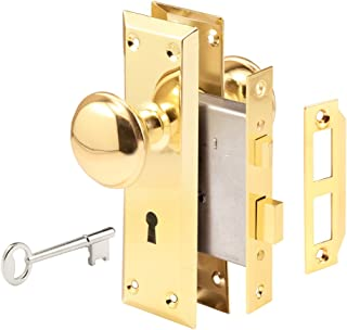 Prime-Line Products E 2293 Mortise Lock Set, 1-3/8