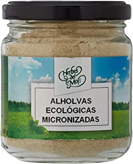 Herbes Del Plantas Micronizadas Alholvas 100 Gramos Envase De 100 Gramos 300 g