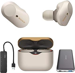 Sony WF-1000XM3 True Wireless Noise-Canceling Earbud...