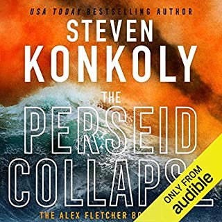 The Perseid Collapse audiobook cover art