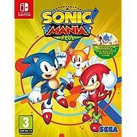 Sonic Mania Plus - Nintendo Switch [Importación inglesa]