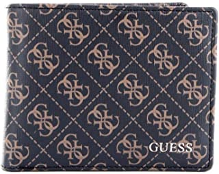 Luxury Fashion | Guess Mens SM2638LEA24BROWN Brown Wallet | Fall Winter 19