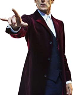 peter capaldi doctor who coat
