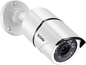 دوربین مدار بسته امنیتی ZOSI 1080P 4-in-1 TVI / CVI / AHD / CVBS CCTV 36 IR IR LED Outlook Night Night 100ft 3.6mm Bullet Camera Bullet Xousing Metal ، سازگار برای HD-TVI ، AHD ، CVI و CVBS / 960H آنالوگ DVR