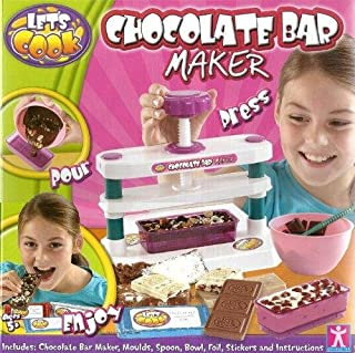 lets cook chocolate maker
