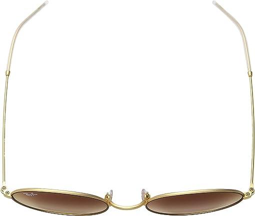 Brown/Brown Gradient Mirror