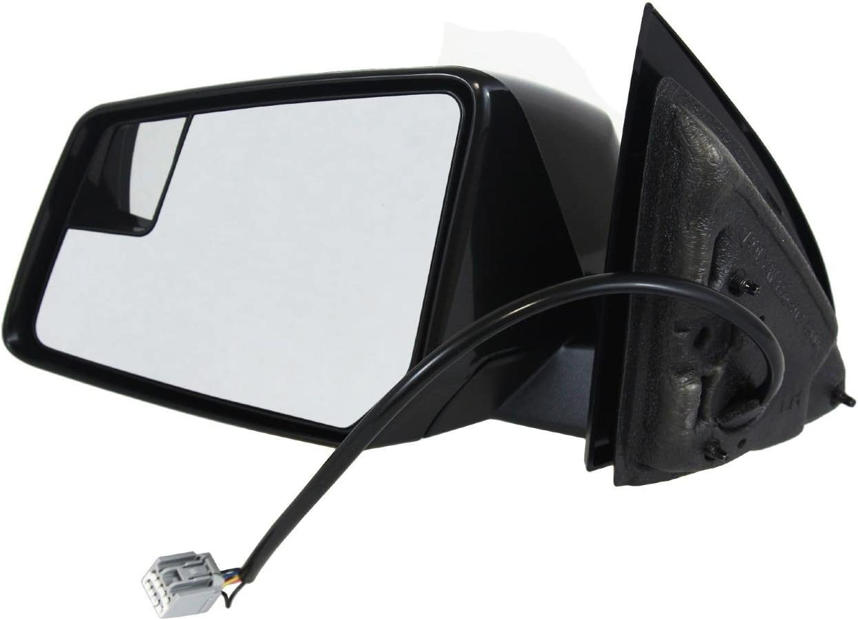 Rareelectrical NEW LEFT DRIVER DOOR COMPATIBLE 5% OFF WITH MIRROR 2009- At the price of surprise