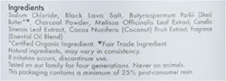 Shea Moisture, Bath Salts Green Coconut Charcoal, 10.5 Ounce
