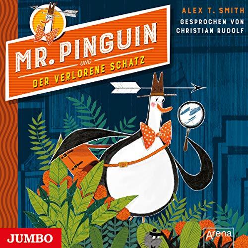 Mr. Pinguin und der verlorene Schatz Titelbild