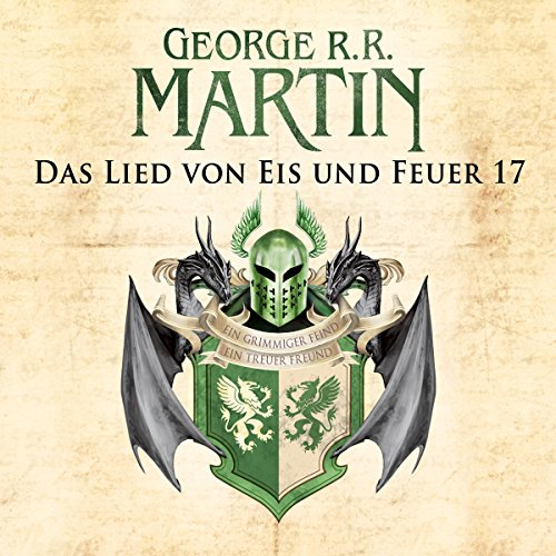 Game of Thrones - Das Lied von Eis und Feuer 17 audiobook cover art