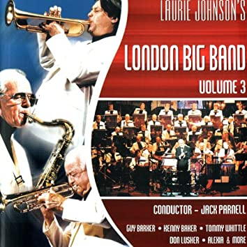 Laurie Johnson's London Big Band Volume 3