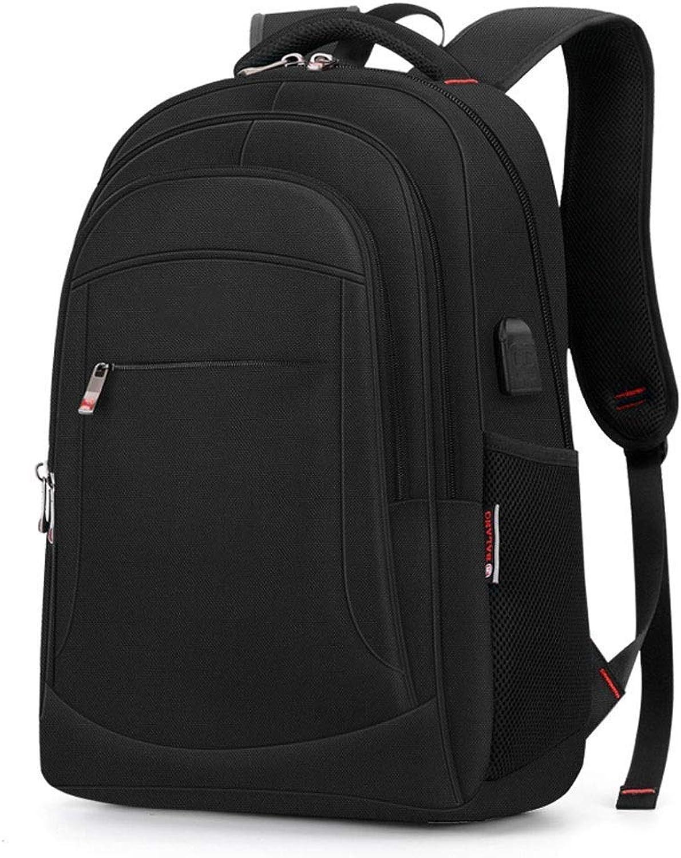 Rucksack-Rucksack der Computer-Tasche beilufiger im Freienreiserucksack, tgliche Reiserucksackschwarzes Modetasche JYT