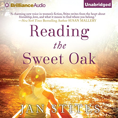 Reading the Sweet Oak audiobook cover art