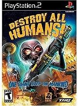Destroy All Humans - PlayStation 2