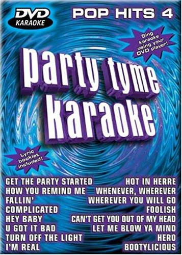 Party Tyme Karaoke: Pop Hits, Vol. 4