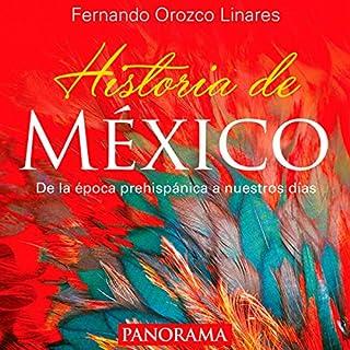 Couverture de Historia de México [History of Mexico]