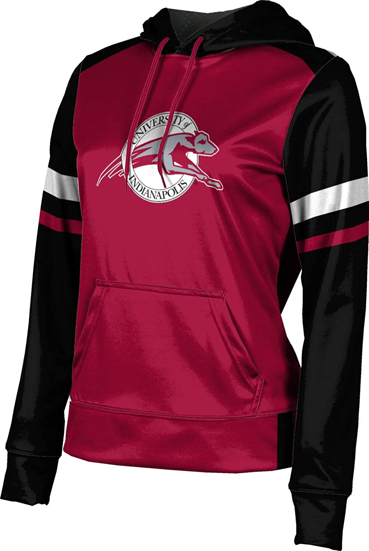 ProSphere University of Indianapolis Girls' Pullover Hoodie, School Spirit Sweatshirt (Old School)