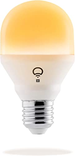 LIFX Mini - Day & Dusk, E27, Adjustable, Dimmable, No Hub Required, Works with Alexa, Apple HomeKit and the Google As...