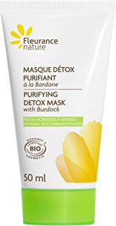 Fleurance nature máscara détox Purifiant a la Arctium cosmética Bio 50ml