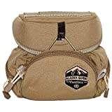 Alaska Guide Creations Kodiak C.U.B Bino Harness-Coyote Brown