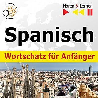 Spanisch Wortschatz für Anfänger - Hören & Lernen Titelbild