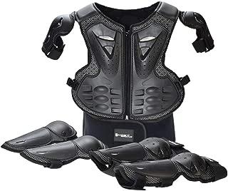 Bdclr 12,6 Zoll Edelstahl Armschutz Motorrad Fahrrad Extreme Sport Ski Protektoren Sets
