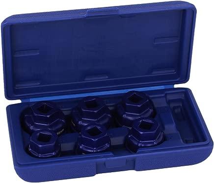 Draper OFCW Expert 22491 Oil Filter Cap Socket Set