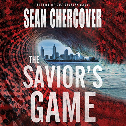 The Savior's Game audiobook cover art