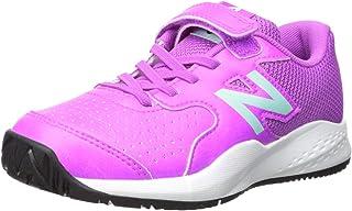 New Balance unisex 696v3 Hard Court Tennis Shoe