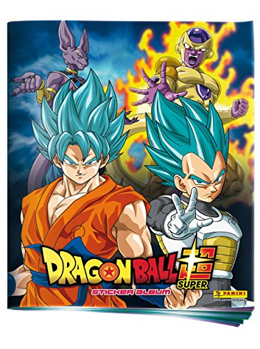 Panini – Álbum Dragon Ball Super, 2407 – 009
