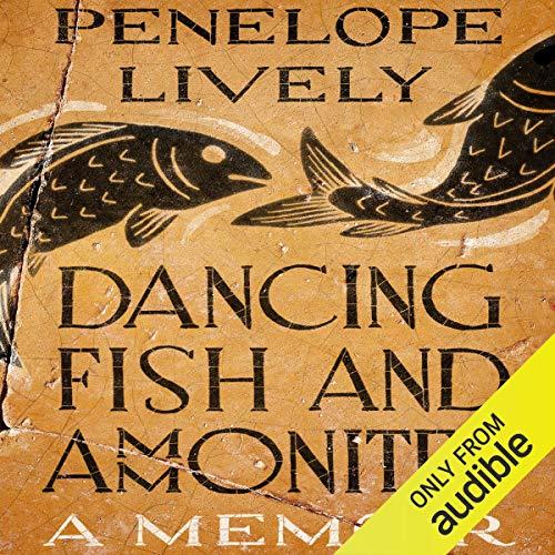 Dancing Fish and Ammonites audiobook cover art