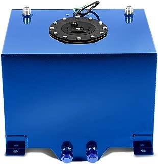 DNA MOTORING Blue ALU-FT-T3-BL Aluminum 8-Gallon Fuel Cell Gas Tank