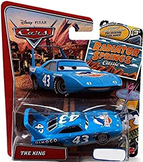Disney/Pixar Cars Exclusive Radiator Springs Classic The King 1:55 Scale by Disney