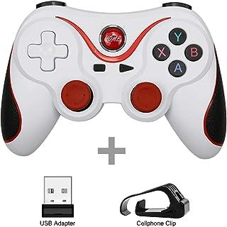 XYXZ Gamepad Controller Joysticks Gamepad Joystick Inalámbrico Pc Soporte Bluetooth Bt3.0 Joystick Para Teléfono Móvil Tab...