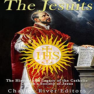 The Jesuits cover art