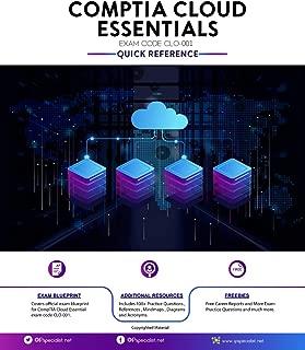 CompTIA Cloud Essentials Quick Reference Sheet: EXAM # CLO-001